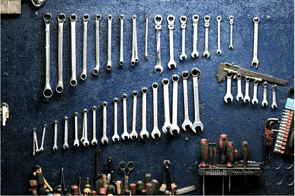 Organizing Hacks for Your Garage